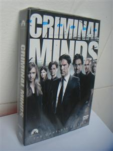 Criminal Minds Season 10 DVD Boxset