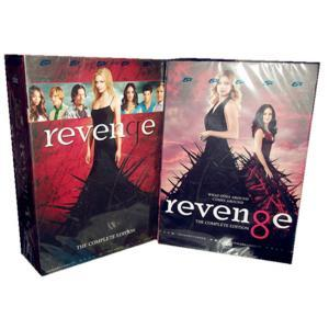Revenge Season 1-4 DVD Box Set