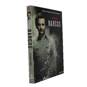 Narcos Season 1 DVD Box Set