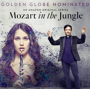 Mozart In The Jungle Dvd