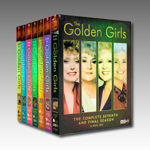 The Golden Girls Seasons 1-7 DVD Boxset