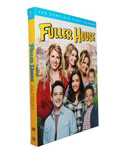 Fuller House Season 1 DVD Box Set