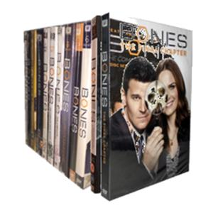 Bones Season 1-12 DVD Box Set