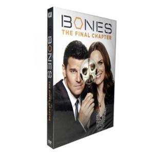 Bones Season 12 DVD Box Set