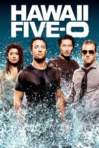 Hawaii Five-0 Season 1-8 DVD Box Set