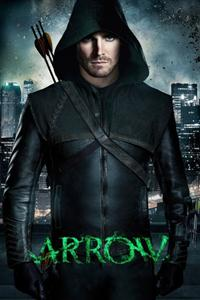 Arrow Season 1-6 DVD Box Set