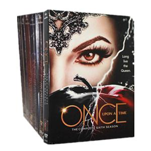 Once Upon A Time Season 1-6 DVD Box Set