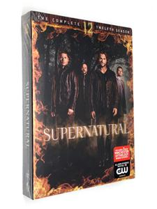 Supernatural Season 12 DVD Box Set