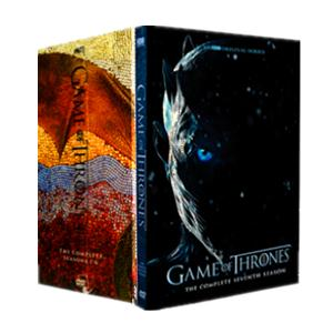Game Of Thrones Season 1-7 DVD Box Set