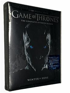 Game Of Thrones Season 7 DVD Box Set