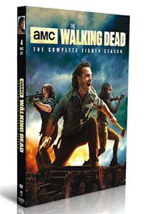 The Walking Dead Season 8 DVD Box Set