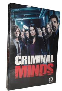 Criminal Minds season 13 DVD Box Set