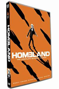 Homeland season 7 DVD Box Set