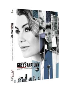Grey's Anatomy season 14 DVD Box Set