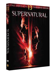 Supernatural Season 13 DVD Box Set