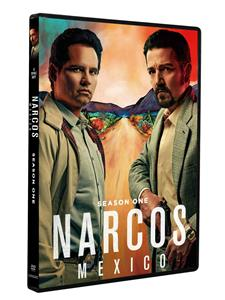 Narcos Season 4 DVD Box Set