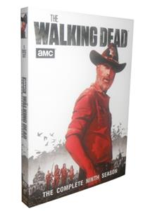 The Walking Dead Season 9 DVD Box Set