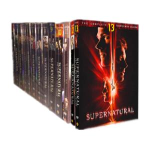 Supernatural Season 1-14 DVD Box Set