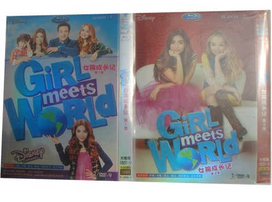 girl meets world set We've been excited ever since the news dropped that boy meets world would be getting a spin-off, we're so close to girl meets world's june.